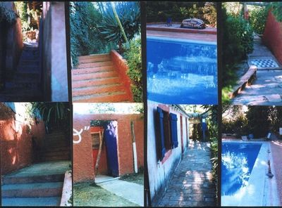 Reproduction of South American Architecture in Provence