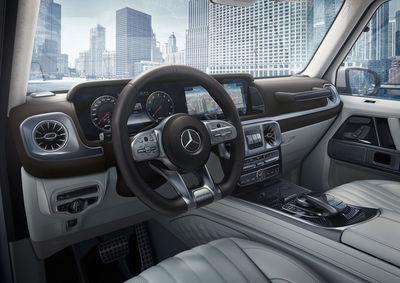 MARKUS WENDLER for Mercedes-Benz G-Class
