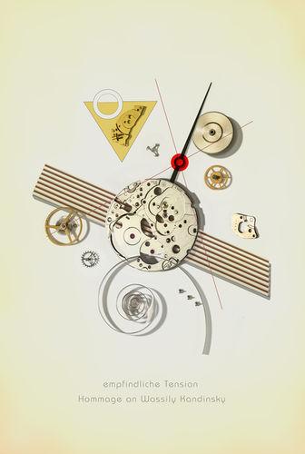 STILLSTARS - Stephan Gustavus Homage to Wassily Kandinsky