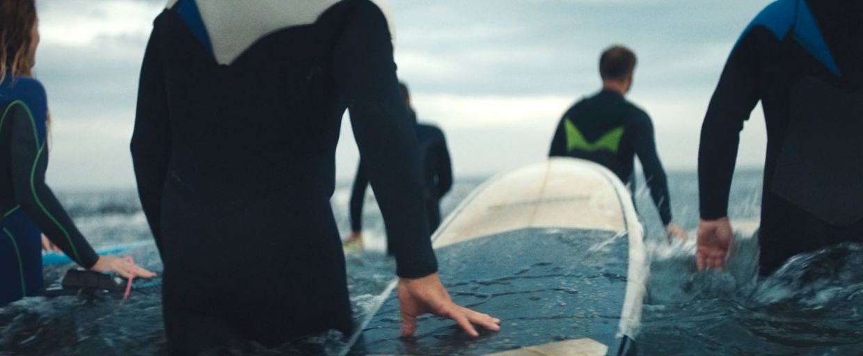 LS PRODUCTIONS | Carling #MadeLocal - Pease Bay Surfers