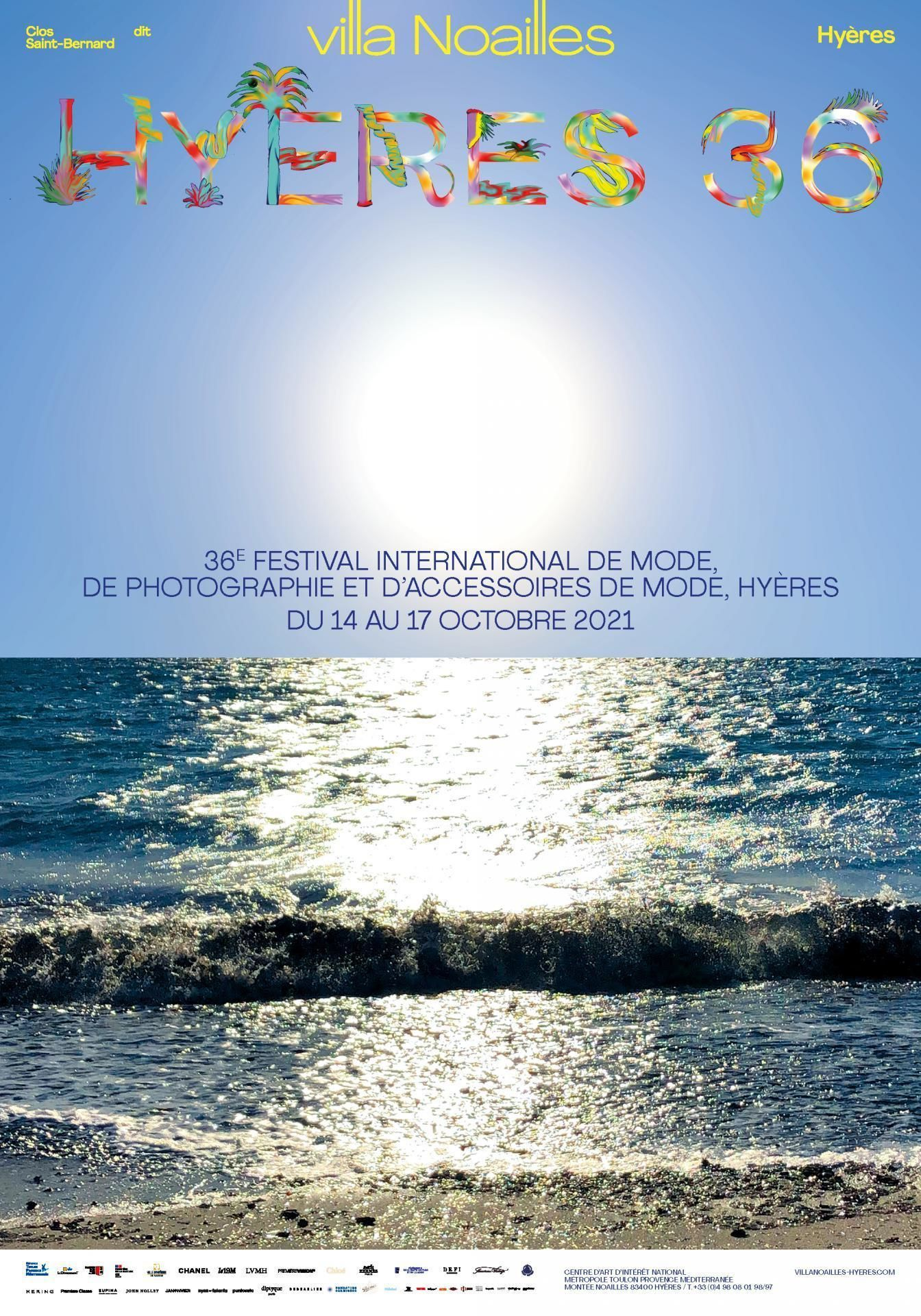 36th INTERNATIONAL FESTIVAL OF FASHION, PHOTOGRAPHY AND FASHION ACCESSOIRES, HYÈRES 2021
