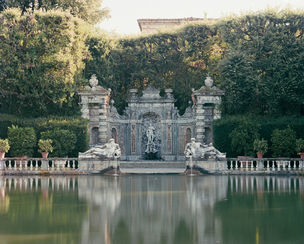 Sonnabend Gallery : Lawrence Beck - Italian Gardens