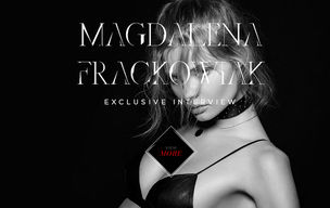 MODEL PLUS: Magdalena FRACKOWIAK interview for The Fashionography