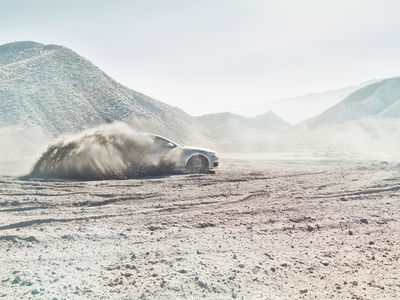 Audi Magazin Rainmaker