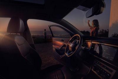UPFRONT PHOTO & FILM GMBH: Frederic Schlosser for SEAT