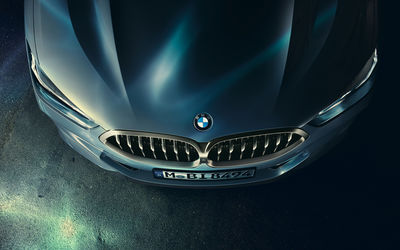 BMW 8 Series - The magic of projection and Light-Rig by IGOR PANITZ