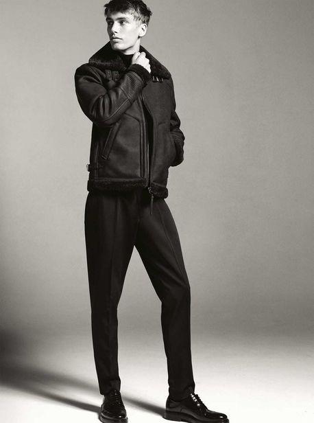 VIVA MODELS: Marc Schulze for Zara Man Staples Part 2