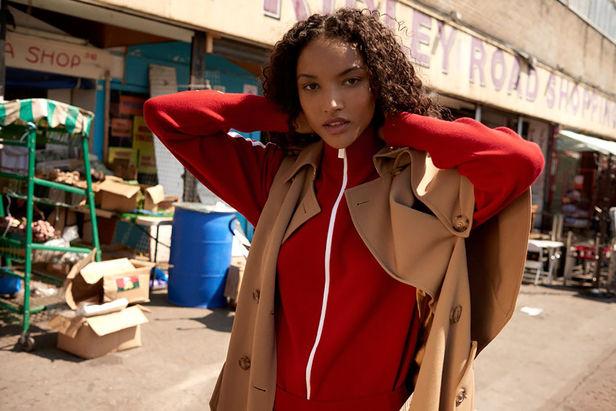NINA KLEIN, Christiane Graf for Vogue Germany