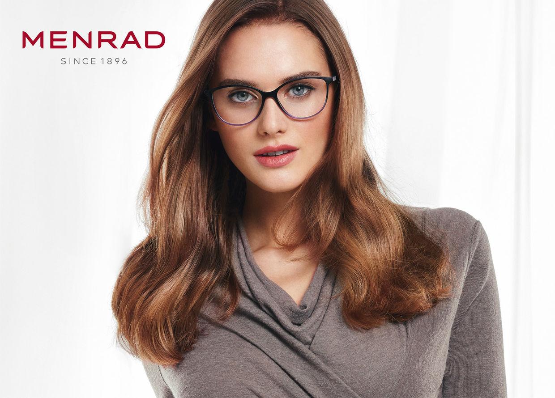 HILLE PHOTOGRAPHERS: Johannes Graf for Menrad Eyewear Campaign Fall/Winter 2018