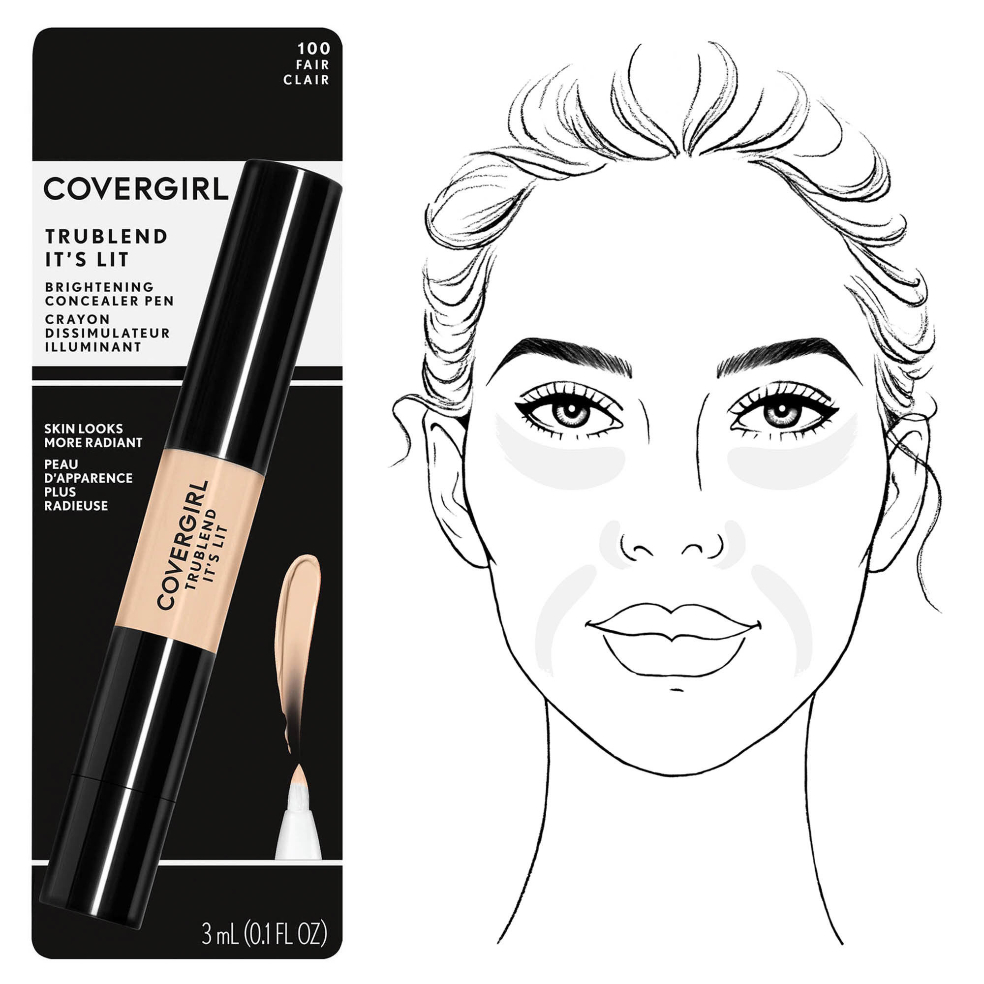 ISABEL SCHARENBERG CREATIVE MANAGEMENT: Lily QIAN for COVERGIRL