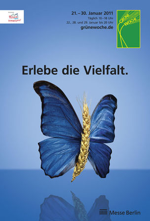 PX GROUP for MESSE BERLIN GMBH / INTERNATIONALE GRUENE WOCHE 2011