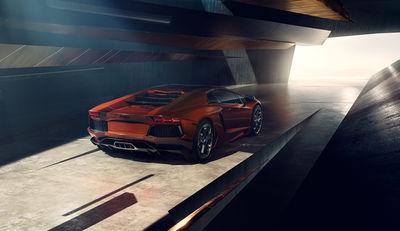 Lamborghini Aventador by MARC TRAUTMANN