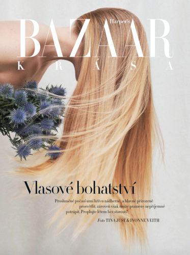 HARPERS BAZAAR CZECH Editorial Shooting by WINTELER PRODUCTION
