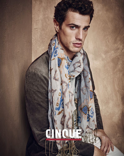 ANDREAS ORTNER for CINQUE SS 16
