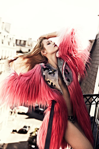 ESTHER HAASE for MADAME FIGARO