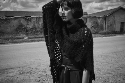 HILLE PHOTOGRAPHERS: BLASIUS ERLINGER for PERUVIAN CONNECTION Fall Campaign 2018