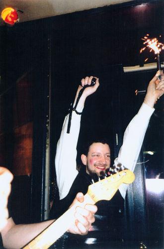 Michael Krebber Birthday party at marsil ...
