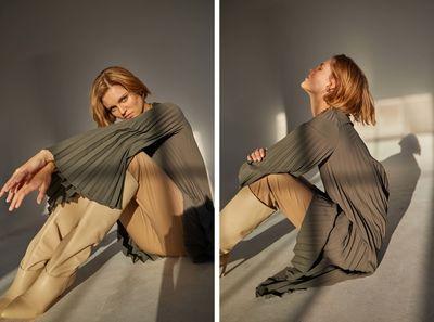 ALYSSA PIZER MANAGEMENT: Daria Matkova By Mathilde Bresson