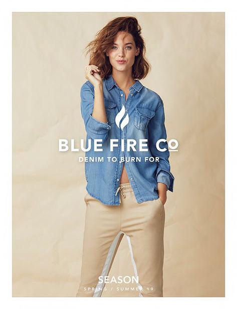 BIGOUDI: Anja Fichtenmayer für Blue Fire Co
