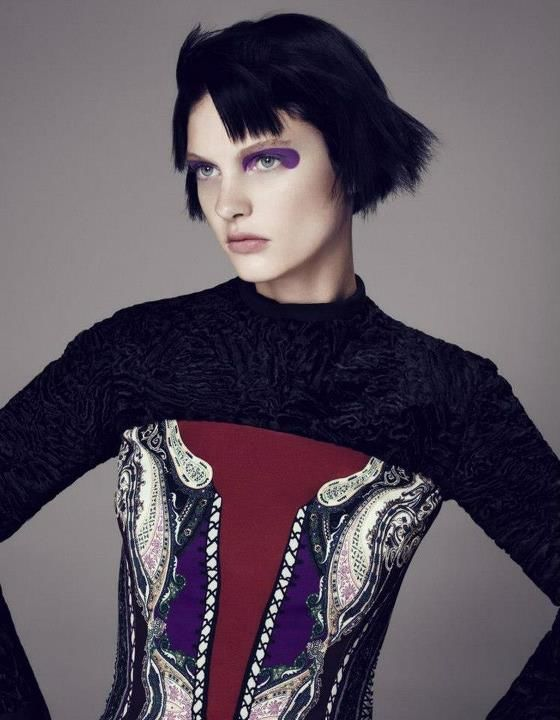 MUNICH MODELS : Patricia VAN DER VLIET for VOGUE JAPAN