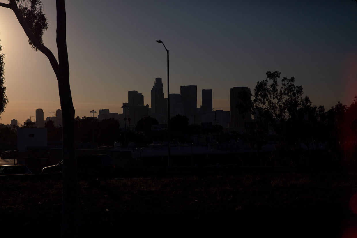 "ROBERT WESTRICH ""INHALE LOS ANGELES"""