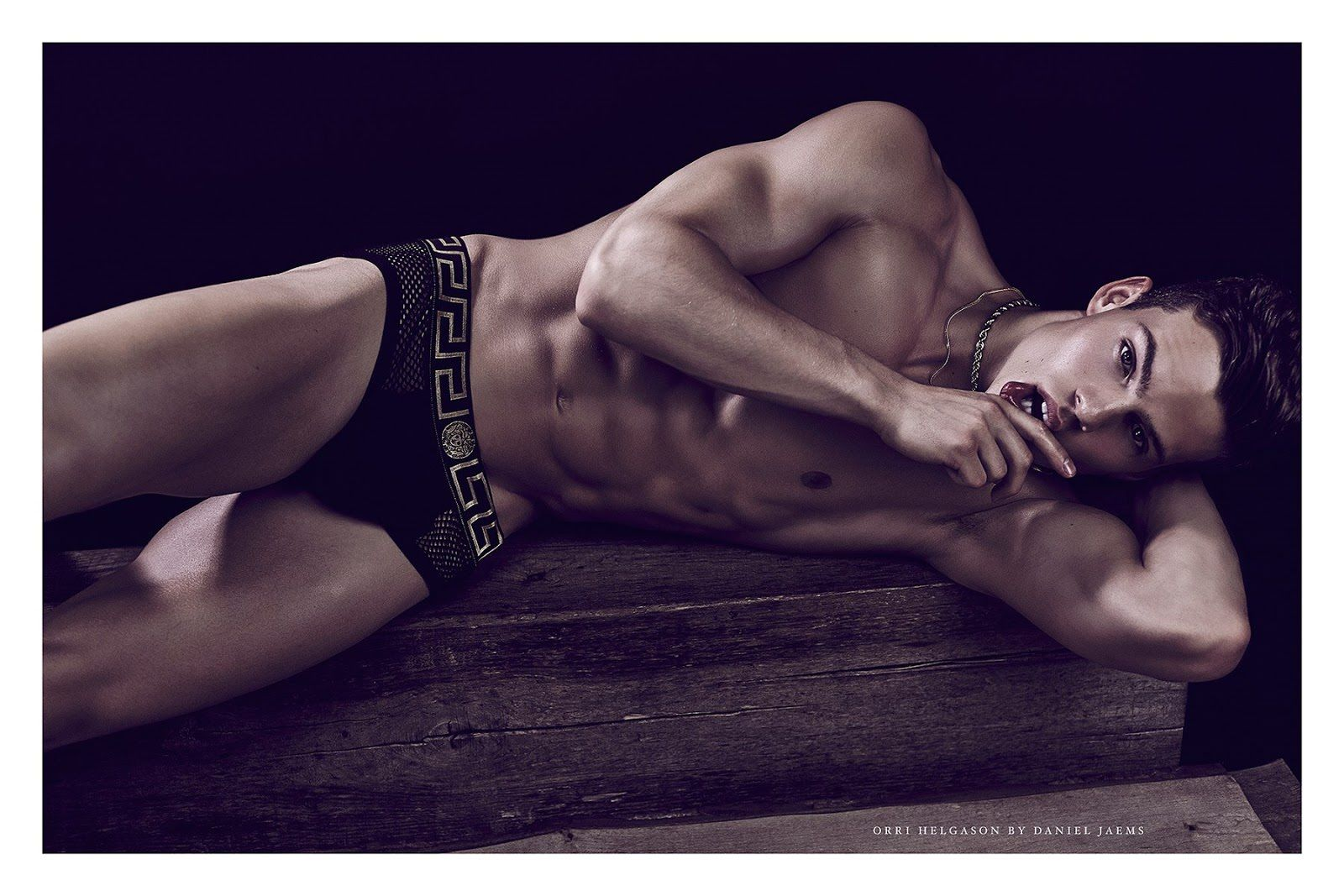 YOUNGBLOOD BY GOSEE featuring Orri Helgason by Daniel Jaems