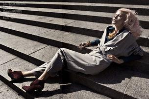BIGOUDI : MARCELL Naubert for DIRTY GLAM