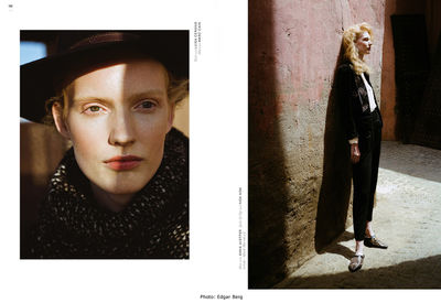 BIGOUDI - Dennis Brandt for Panorama Magazine