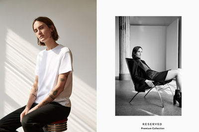 Wunsche&Samsel c/o SAMESAME AGENCY for RESERVED PREMIUM A/W 2018