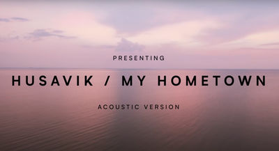 'Husavik' by Molly Sandén, directed by SIREN FOREVER c/o AGENT MOLLY & CO