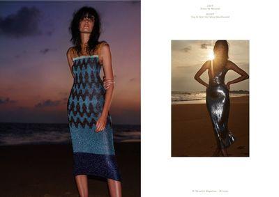 MODEL PLUS : Maria DEBICKA by Myro Wulff for TWENTY6 Magazine