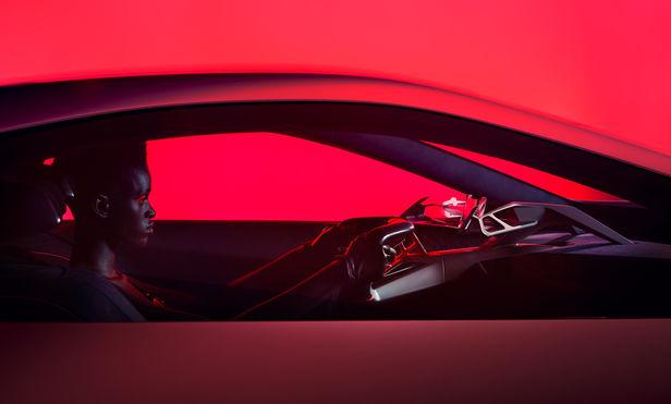 "SEVERIN WENDELER:  ""BMW Vision M Next"" Photography by Agnieszka Doroszewicz c/o Severin Wendeler"