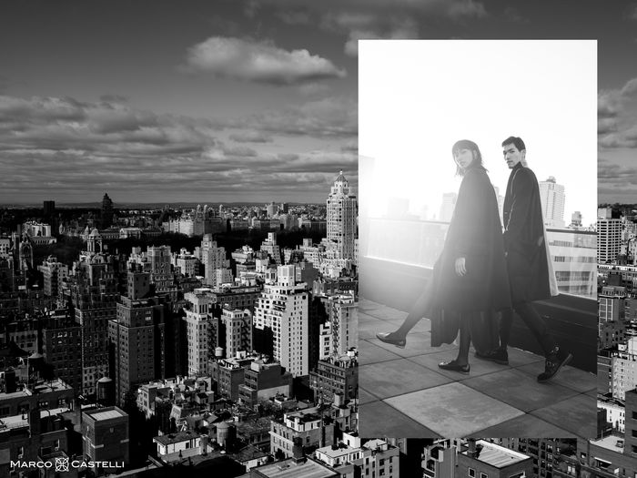 AVA PIVOT for Marco Castelli Collection in New York