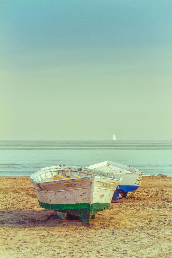 Boats - UWE MERKEL