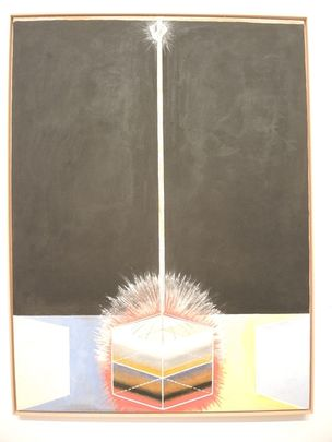 MODERNA MUSEET : Hilma af Klint - A Pioneer of Abstraction