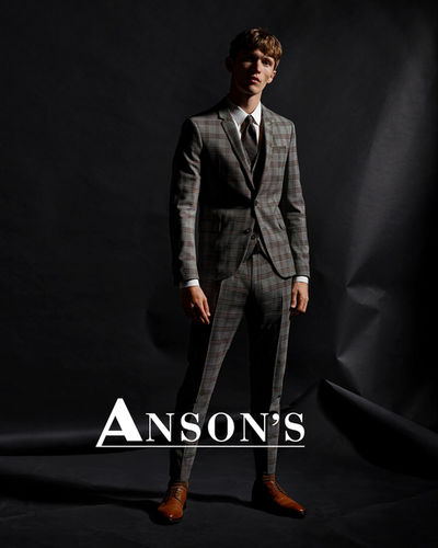 new ANSONS campaign AW 2020/2021