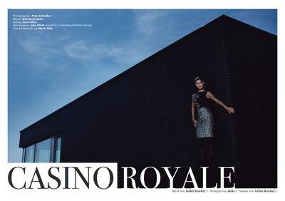 Casino Royale Teaser Magazine