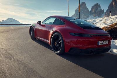 FRITHJOF OHM INCL. PRETZSCH for The New Porsche 911 Carrera GTS