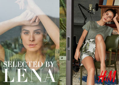 STRANGE CARGO FILM for H&M with Lena 'Selected by Lena'
