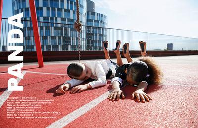 Natasscha Girelli Art Directs 'We Are All Animals' for Hooligans Magazine