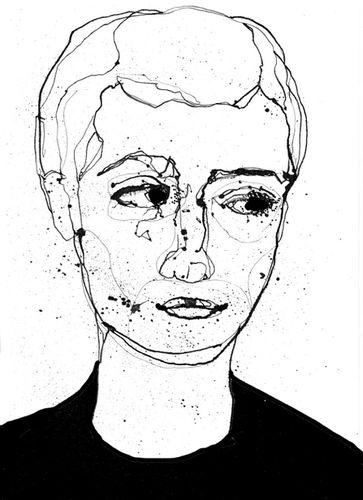 Sandra Beer // Portraits - Freie Arbeit