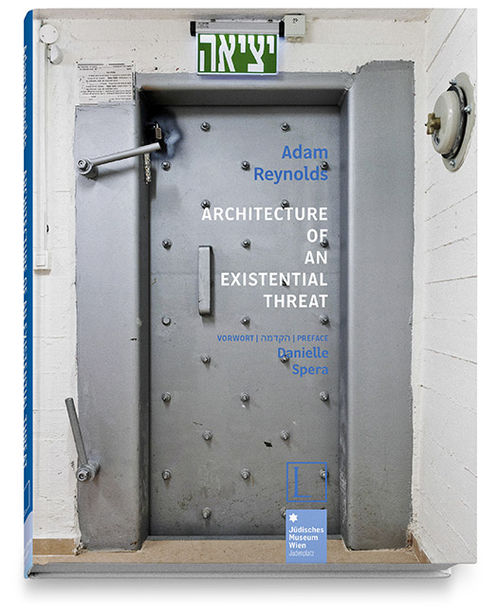 """EDITION LAMMERHUBER presents Arnold Reynolds """"Architecture of an Existential Threat"""""""