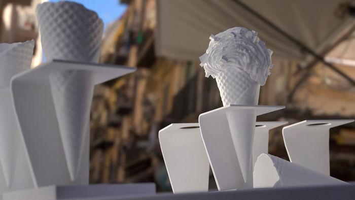 Ice-Cream  •  RALF KUNSTMANN ILLUSTRIERT...