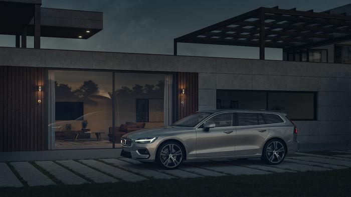 Volvo V60 - Design Villa [FULL CGI]