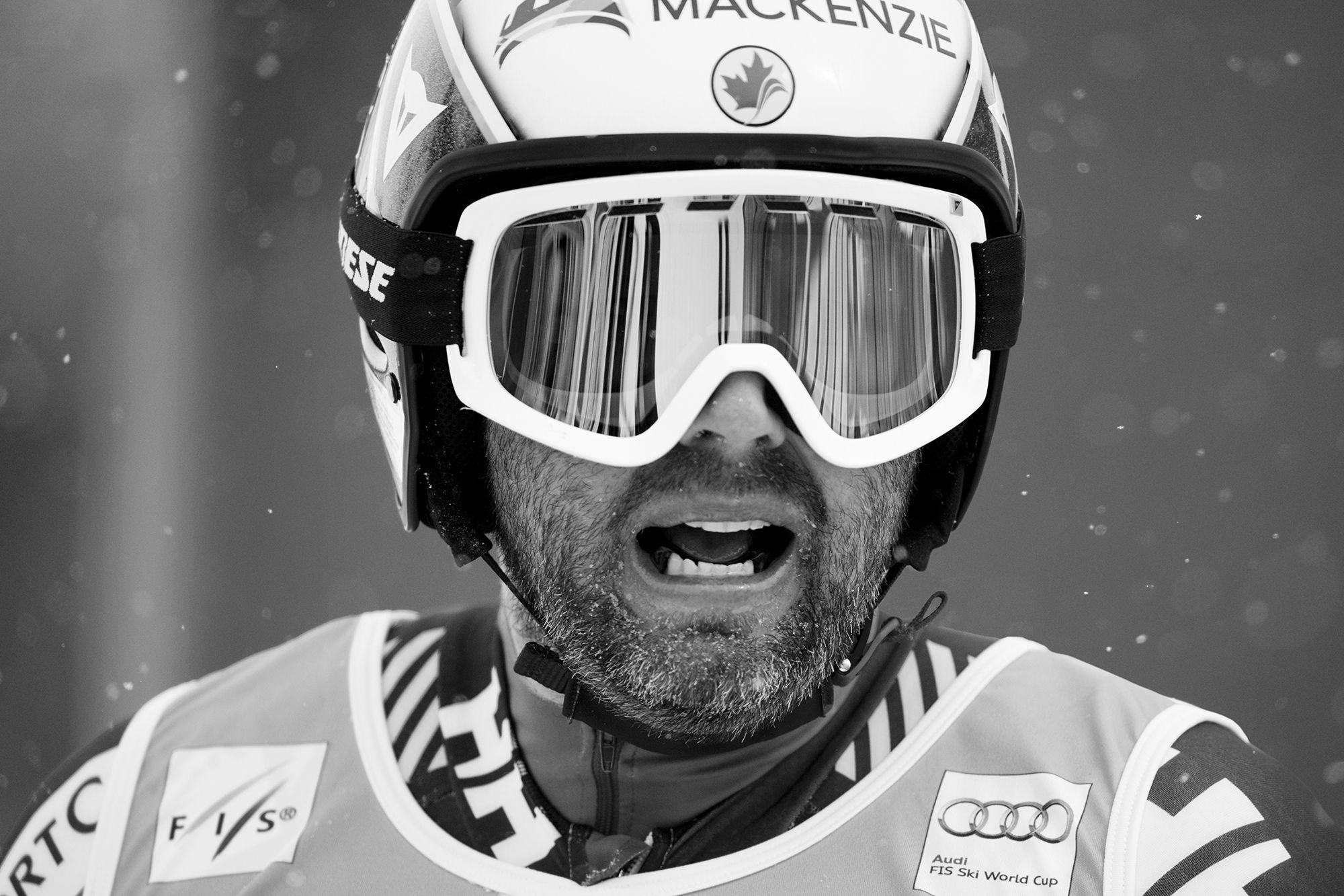 Gian Paul Lozza Portraits der besten Skirennläufer