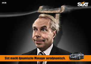 KLEIN PHOTOGRAPHEN : Klaus MERZ for SIXT