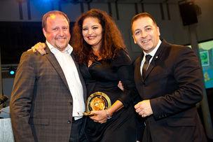 Winner Dinner 2011 : Doerte Spengler-Ahrens (Jung von Matt)