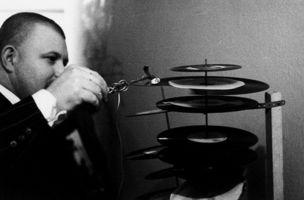 SMKP - Faszinierende Dokumente : Manfred Leve, Ausstellung Exposition of Music – Electronic Television, Galerie Parnass, Wuppertal, Eröffnung am 11. März 1963