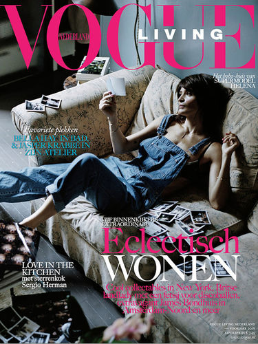 KRISTINA KORB GMBH: Anne MENKE for VOGUE Nederland