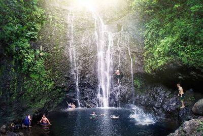 Maui - Rocky Exterior